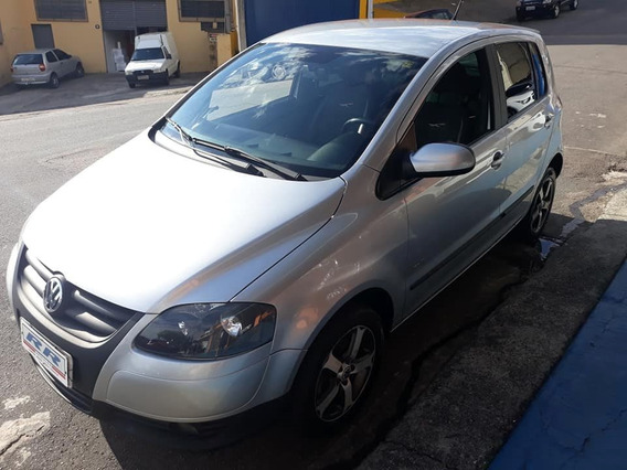 Volkswagen Fox 1.6 Mi Extreme 8v Flex 4p Manual