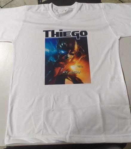 Imagem 1 de 3 de Camiseta Personalizada