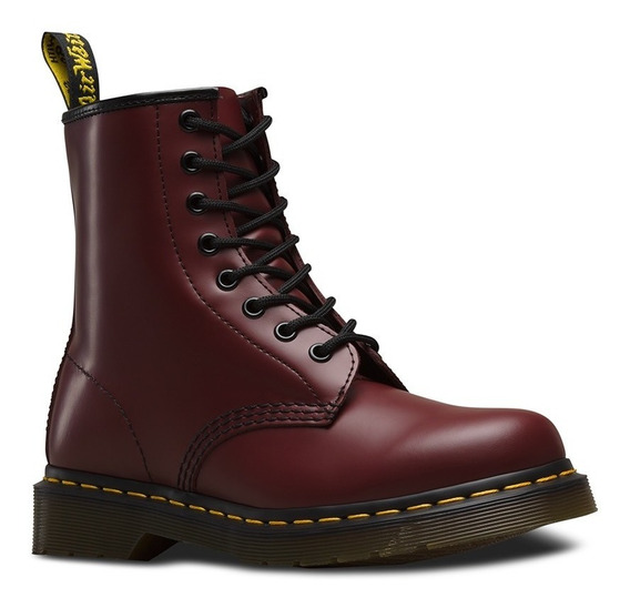 Dr Martens Colombia, Oficial. 1460 Cherry Mujer