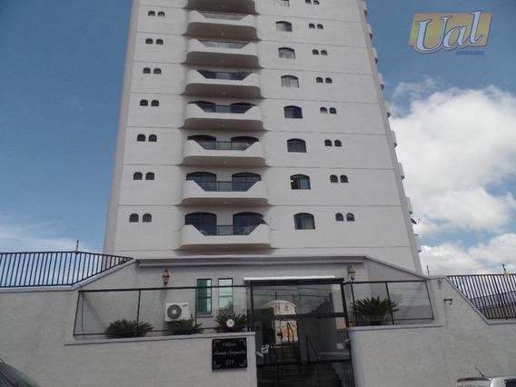 Apartamento Residencial À Venda, Centro, Atibaia. - Ap0143
