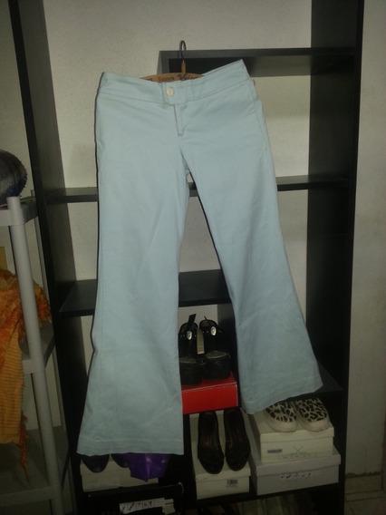 Pantalon Mujer Oxford Gabardina