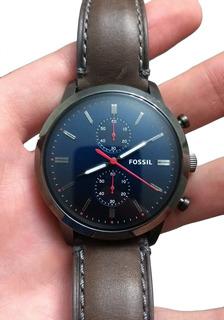 Reloj Fossil Townsman 44mm Quartz Chronograph Fs5378