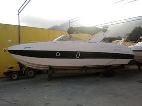 Lancha Coral 31 Aberta Com Cabine Mercruiser 5.7 300 Hp Gas