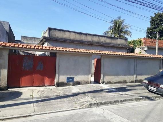 Casa Em Jardim Catarina, São Gonçalo/rj De 119m² 3 Quartos À Venda Por R$ 160.000,00 - Ca281961