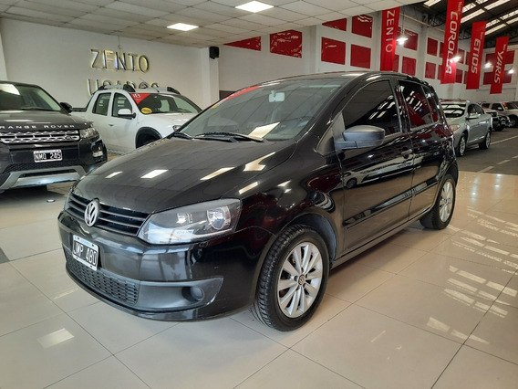 Volkswagen Fox Conforline 1.6 5p 2010