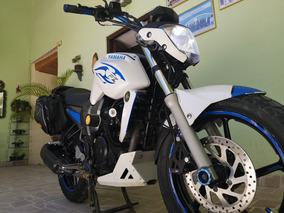 Yamaha Fz16 Blanca