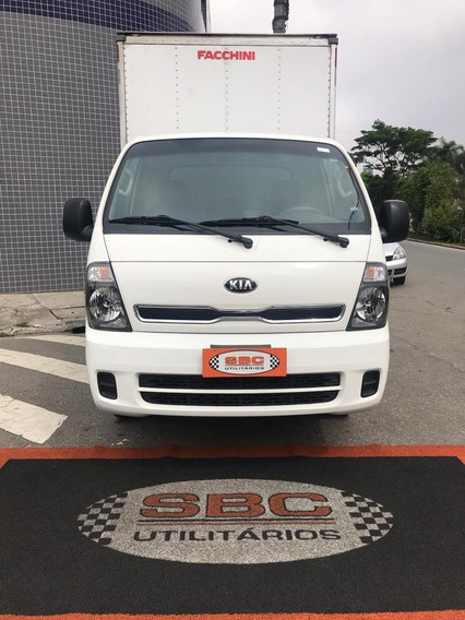 Kia Bongo 2018 2.5 Std 4x2 Rs Turbo S/ Carroceria 2p