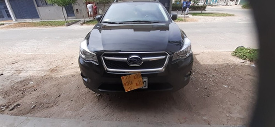 Remato Por Viaje Subaru Xv 2015, Poco Recorrido