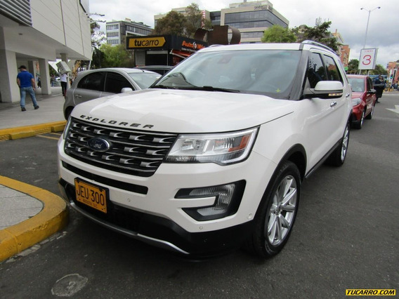 Ford Explorer Limited 3.5 At 4x4