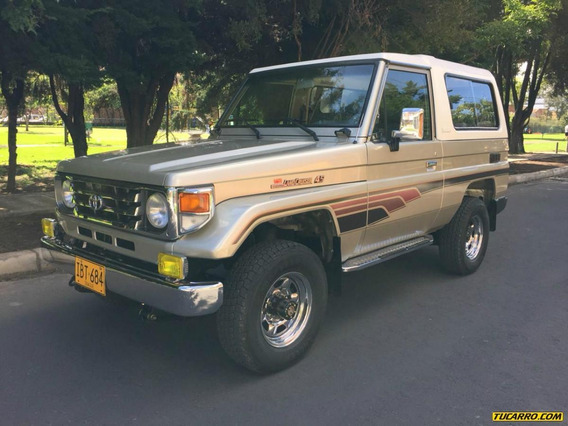 Toyota Land Cruiser Fjz Mt 4500cc 4x4