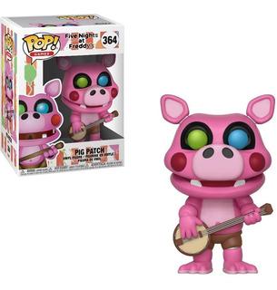 Funko Pop Pig Patch Five Nights At Freddy´s 364 - Minijuegos
