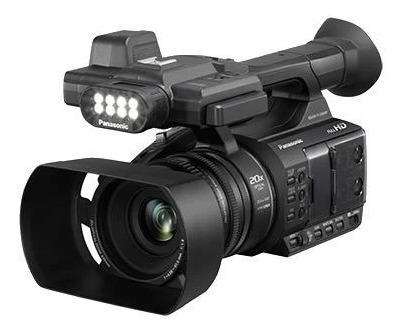 Filmadora Panasonic Ag-ac30 - 5 Anos De Garantia No Brasil