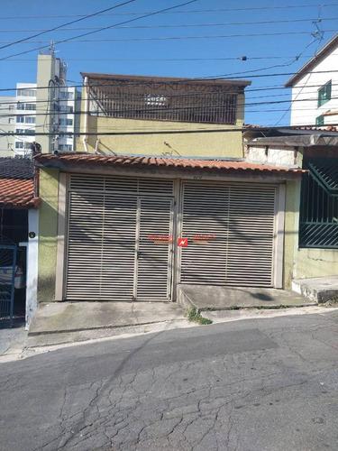 Imagem 1 de 14 de Sobrado Com 3 Dormitórios À Venda, 226 M² Por R$ 550.000,00 - Vila Rosália - Guarulhos/sp - So0555