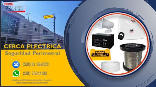 Imagen 1 de 5 de Cerca Eléctrica