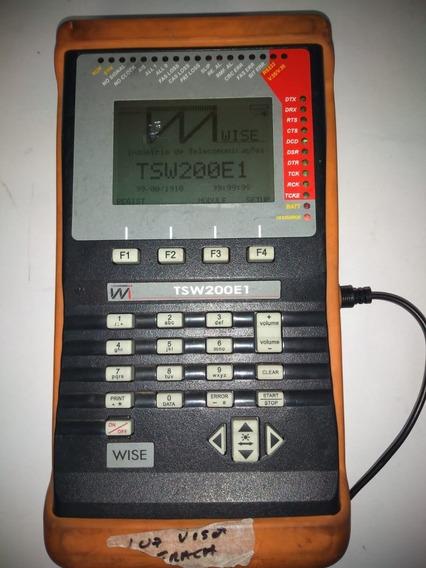 Analisador De Dados Wise Tsw200e1 No Estado(piranga Peças Bh