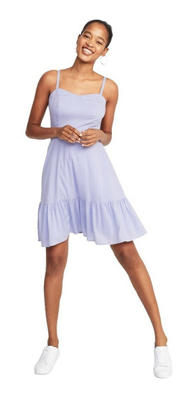 Vestido Casual Dama Mujer Corto Sin Mangas 390753 Old Navy