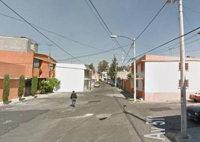 Hermosa Y Amplia Casa En San Juan Aragon 1° Secc, Cdmx