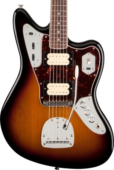 Guitarra Eléctrica Fender Jaguar Kurt Cobain Signature