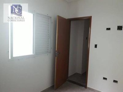 Sobrado Com 2 Dormitórios À Venda, 65 M² Por R$ 300.000 - Jardim Utinga - Santo André/sp - So2383