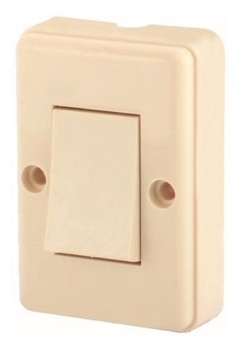 Interruptor De Timbre Visible Plano Fulgore Fu0126