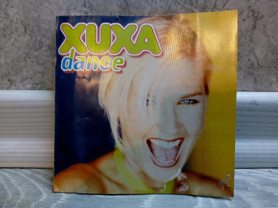 Xuxa Dance Em Espanhol Cd Industria Argentina