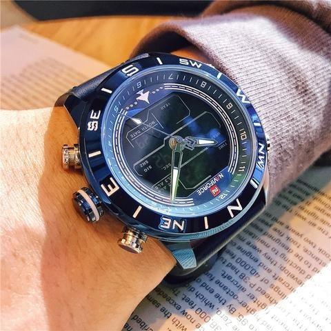 Relógio Naviforce Masculino Analógico E Digital Nf9144