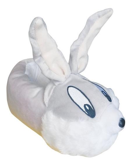 Pantufla De Niño Unisex De Personaje Conejo Mas200