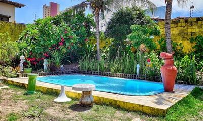 Casa Em Ponta Negra, Natal/rn De 274m² 3 Quartos À Venda Por R$ 370.000,00 - Ca251011