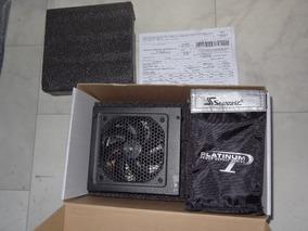 Fonte Seasonic Platinum Ss-660xp2 660w Sli Gtx1080 Rtx2080