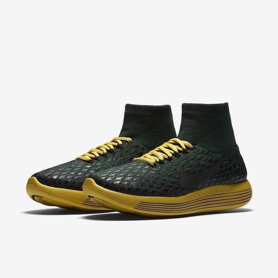 Tênis De Corrida Nike Lunarepic Flyknit Tamanho 35 Original