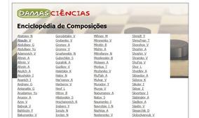 Enciclopédia De Composições No Jogo De Damas