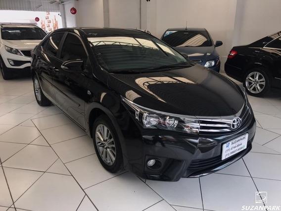 Toyota Corolla 1.8 16v Xei Flex Aut. 4p 2016