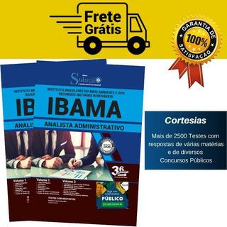 Apostila Concurso Ibama - Analista Administrativo