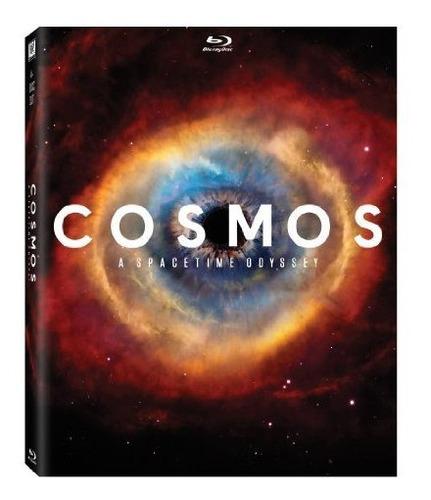 Cosmos: Una Odisea Del Espacio-tiempo [blu-ray]