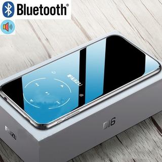 Reproductor Mp3 Portátil, Por Bluetooth 8gb Pantalla 2,4¨