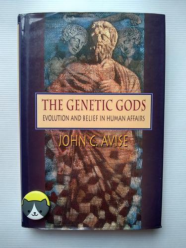 Imagen 1 de 6 de Libro: The Genetic Gods 91n128