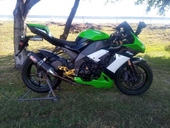 Kawasaki Zx 10 R 2009