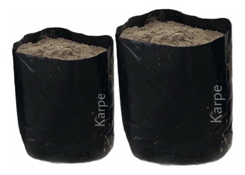 Bolsas Para Cultivo / Maceta 4 Litros X 100