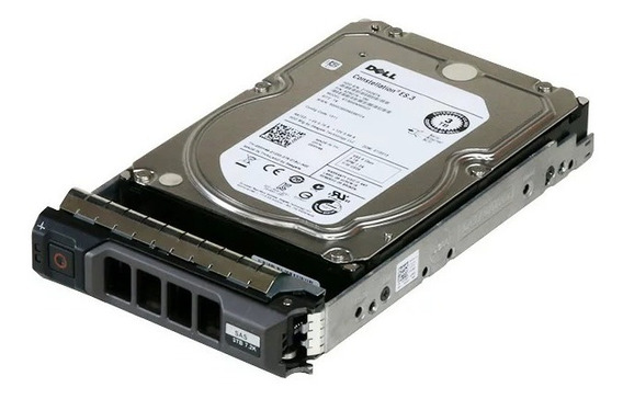 Hd Dell 3tb Sas 6gb - 055h49 - St3000nm0023 Constellation