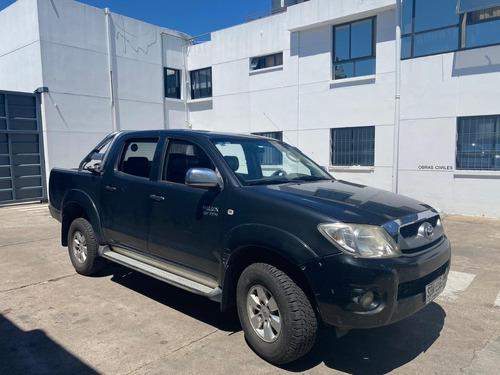 Camioneta Toyota Hilux Sr. 2.7 4x2, Negra