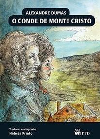 O Conde De Monte Cristo - Dumas,alexandre - Novo