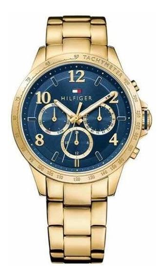 Relógio Tommy Hilfiger Ladies Gold 1781643