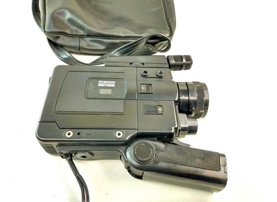 Filmadora Super 8mm Sonora Chinon 30r Xl