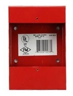 Caja De Montaje Para Estación Manual De Emergencia Sb-10