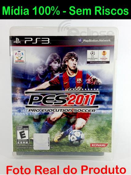 Pes 2011 Ps3 Pro Evolution Soccer 2011 Playstation 3