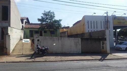 Imagem 1 de 12 de Casa Residencial/comercial Para Locação, Santa Cruz, Valinhos. - Ca1255