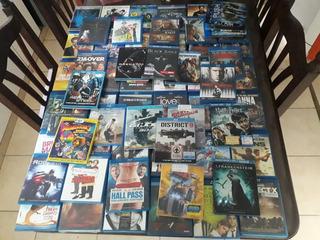 Lote Peliculas Blu Ray 65 Pelis Originales Dracula, Marvel