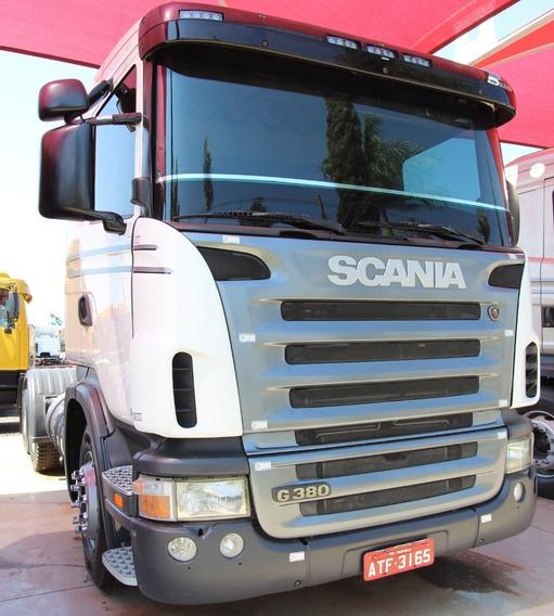 Scania G380 - 2008/09 - 6x2 I Pneus Novos (atf 3165)