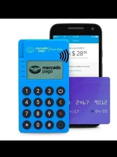 Imagem 1 de 1 de Máquina De Cartão Mini Point Nfc