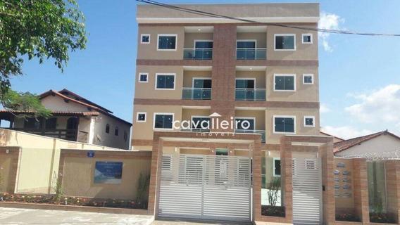 Maravilhosos Apartamentos Em Itaipuaçú!!! - Ap0215